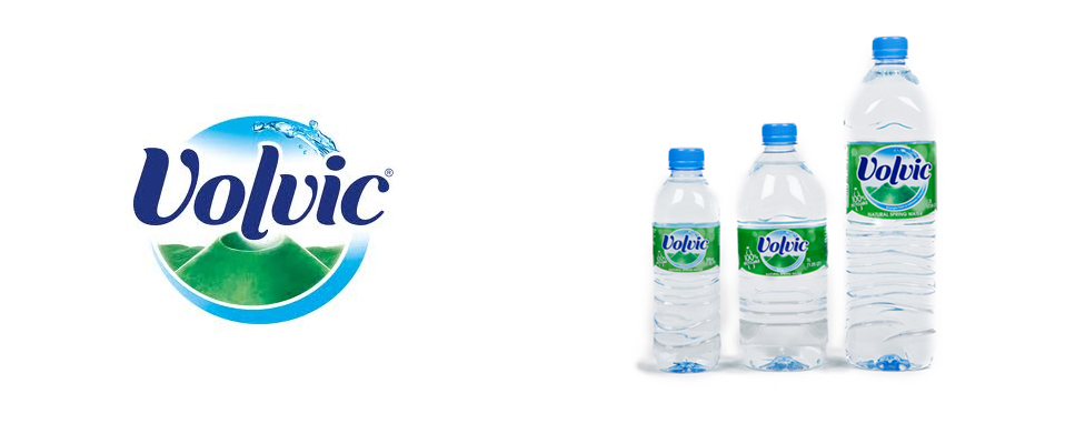 Volvic Water Logo Images